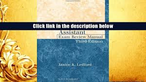 download pdf certified ophthalmic assistant exam review manual