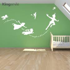 cartoon fantasy fairy magic tinkerbell vinyl wall sticker decal cartoon fantasy fairy magic tinkerbell vinyl wall sticker decal art nursery sticker mural pixie dust boys girls rooms home decor in wall stickers from home