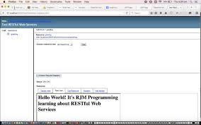tutorial web service java netbeans java ee restful web service primer tutorial robert