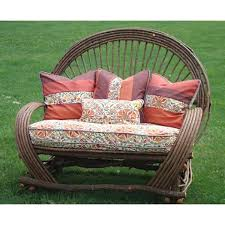 Around The Bend Willow Furniture Rustic Furniture In A Nutshell - Bend furniture