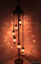 Mosaic Floor Lamp Turkish Moroccan Tiffany Style Glass Mosaic Floor Lamp Night Light
