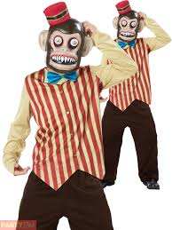 scary clown costumes kids googly eye scary clown costume boys evil circus