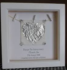 25 year anniversary gift ideas for stunning tenth wedding anniversary gift contemporary styles