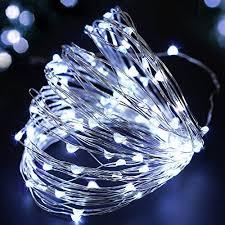 cool white lights cool white led christmas lights amazon com