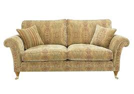 Burghley Large  Seater Fabric Sofa Parker Knoll Furniture Village - Knoll sofas