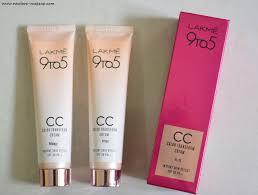 lakme cc color transform cream beige bronze review u0026 demo new