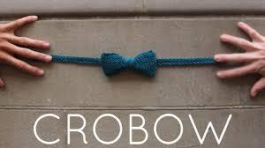 handmade bow crobow handmade crochet bow ties by tim aton kickstarter