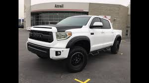 toyota tundra lifted lifted 2017 toyota tundra crewmax platinum attrell toyota