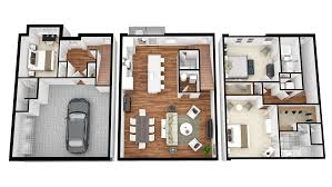 open concept office floor plans home the residences on duck creek