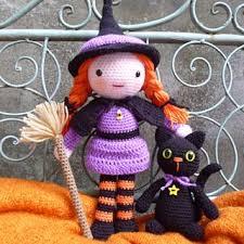 amigurumi witch pattern 297 best witch crochet images on pinterest crochet dolls crochet