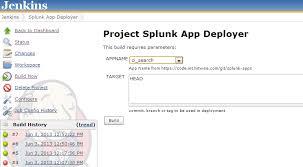 deploying and updating splunk apps u2013 splunk user developer