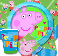 peppa pig party supplies 138 best party ideas peppa pig images on pig party