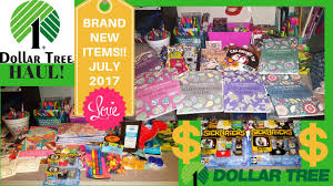 dollar tree haul of july 2017 new new items coloring