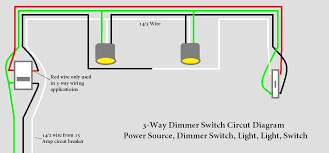 need help 3 way light circut with dimmer switch electrical diy