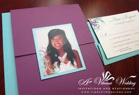 purple u0026 tiffany blue birthday invitation u2013 gate fold style u2013 a
