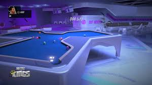 l shaped pool table hustle kings crazy hex table neon ballz youtube