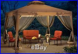 Awning Netting Patio Awnings Canopies And Tents Screened