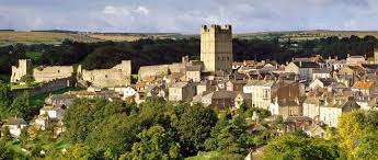Most Beautiful English Castles Richmond Castle English Heritage