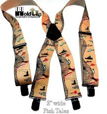 American Flag Suspenders Holdup 2x4 Outdoorsman Suspenders Are Perfect For Bikers Skiers