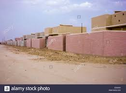 kuwait october 1966 low cost housing for settlement of bedouin