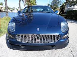 how to work on cars 2006 maserati gransport electronic valve timing 2006 used maserati gransport mc victory 84 of 180 at choice auto
