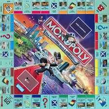 Monopoly Map How Much Does Australia U0027s Real Life Monopoly Board Cost