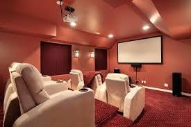 Custom Home Theater Seating Patmin Office Solutions