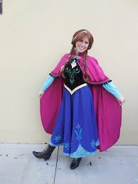 frozen costume frozen costume