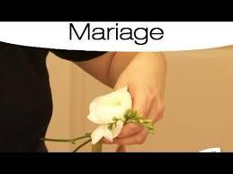 boutonniere mariage boutonnière de mariage avec des fleurs naturelles