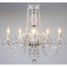 New Chandeliers New Authentic All Crystal Chandeliers H25