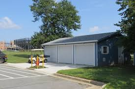charming custom detached garage 2 11215 three car garage metal
