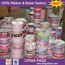wholesale 5 yards small roll printed ribbon buy small roll