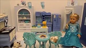 american doll disney frozen elsa u0027s kitchen please watch in hd