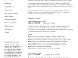 Youth Worker Resume 24 Sample Resumes For Social Workers Social Worker Resume