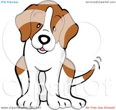 beagle clipart animated pencil and in color beagle clipart animated