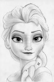 elsa frozen disney sketches frozen u0027s elsa the cold never