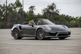 porsch 911 turbo 2017 porsche 911 turbo cabriolet test the socal