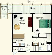 one bedroom cottage plans u2013 perfectkitabevi com