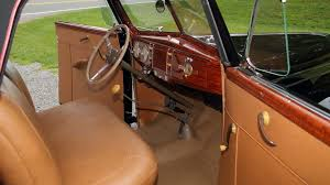 Gibbles Upholstery 1939 Ford Deluxe Convertible S69 Dallas 2017