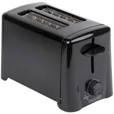 2 Slice White Toaster Proctor Silex 22612 2 Slice Black Toaster