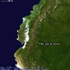 san jose ecuador map san jose de morona morona santiago ecuador geography population