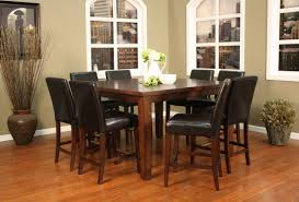 Pub Dining Room Tables by American Heritage Cameo 9 Piece Counter Height Pub Set Wayfair