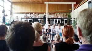 Verbundschule Bad Rappenau Abschluss Feier In Der Lfs Bad Wimpfen Youtube