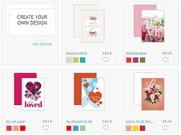 make your own card how to make your own custom s day cards online psprint