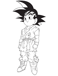 free printable dragon ball coloring pages u0026 coloring pages