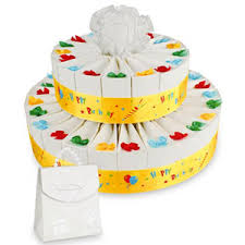 Birthday Favor by 2 Tier Birthday Favor Cake Kit Favor Cake Kit Baby Favors And