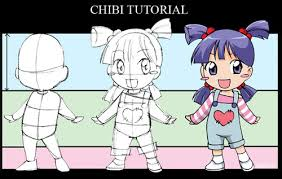 how to draw chibi 33 drawing tutorials to make you an expert