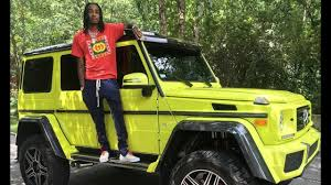jeep mercedes rose gold quavo gets a new 200k mercedes benz g550 4x4 youtube