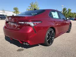 toyota camry trunk new 2018 toyota camry xse 4dr car in tallahassee u519260 legacy
