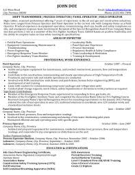 Machine Operator Resume Sample by Click Here To Download This Process U0026 Field Operator Resume Sample